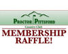 2020 Membership Raffle - Tickets Available Now!
