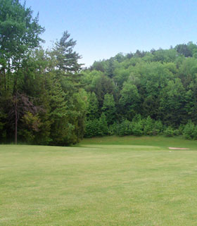 Hole 12 the Green Image