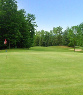 Hole 3 the Green Image