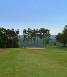 Hole 6 the Green Image